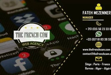 Agence de Webmarketing The First Com